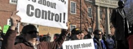 Get Ready for More Gun Control Laws Maryland